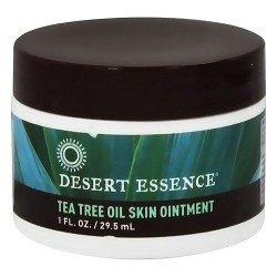Desert Essence tea tree oil skin ointment, 1 oz