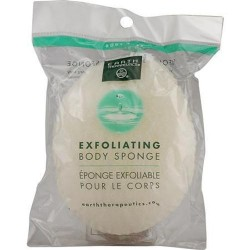 Earth therapeutics  exfoliating body sponge - 1 ea