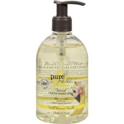 Pure and basic liquid soap wild banana vanilla - 12.5 oz
