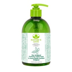 Nature's gate liquid soap purifying  - 12.5 oz
