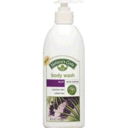 Natures gate body wash mstre acai vlvt - 18 oz