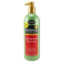 Borage therapy advanced formula lotion shikai - 16 oz