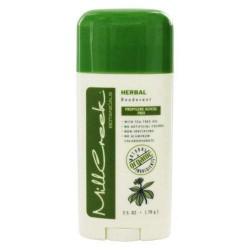 Mill creek botanicals  herbal deodorant stick - 25 oz