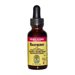 Natures answer red raspberry leaves extract - 1 oz