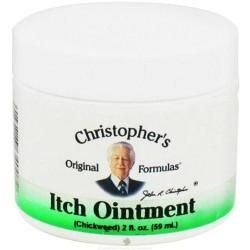 Dr christopher s original formulas itch ointment - 2 oz