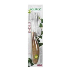 Radius toothbrush pack of 6 - 1 ea