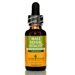 Herb pharm male sexual vitality herbal extract - 1 oz