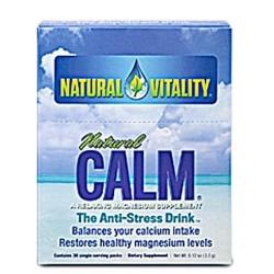 Natural vitality natural calm anti stress drink - 30 Packets