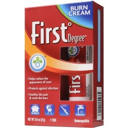 First degree burn spray first aid - 3 oz