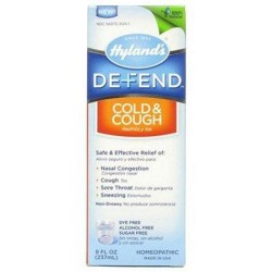 Hylands defend cold and cough homeopathic - 1 ea,4 oz