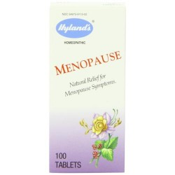 Hyland's menopause tablets natural homeopathic relief of menopause symptoms - 100 ea