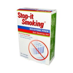 Natrabio stopit smoking anticraving - 36 Lozenges