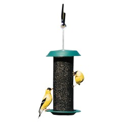 Audubon/Woodlink mini magnum thistle feeder - .75 pound, 6 ea