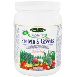 Paradise herbs orac - Energy Protein And Greens