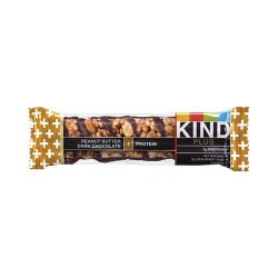 Kind peanut butter dark chocolate plus protein bar 12 bars - 1.4 oz, 12 pack