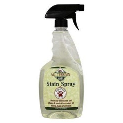 All terrain stain spray for pets - 24 oz