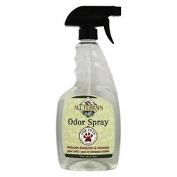 All terrain odor spray for pets - 24 oz