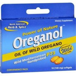 North american hemp company oreganol p73 convenience pack - 10 Softgels
