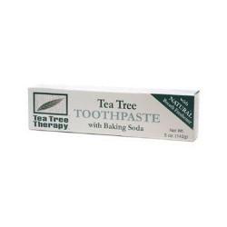 Tea tree therapy toothpaste with baking soda - 5 oz