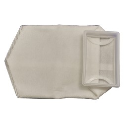Eshopps Inc rectangle micron bag - 50 ea