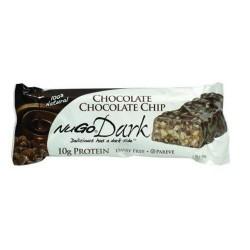 Nugo nutrition bar dark chocolate chocolate chip 50 g - 1.76 oz - 12 pack