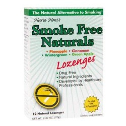 Three lollies smoke free natural lozenges - 12 ea