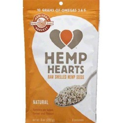 Manitoba harvest hemp seeds - 8 oz