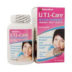 Naturalcare uticare beyond cranberry capsules for urinary tract health - 60 ea