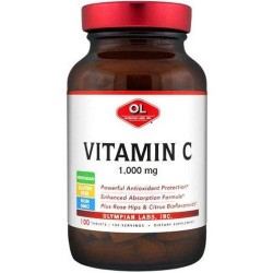 Olympian labs vitamin c dietary supplement - 100 ea