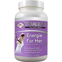 Olympian labs the optimal blend for dynamic women energy for her dietary supplement - 60 ea