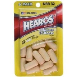 Hearos ear filters - 12 ea