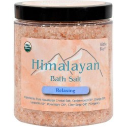 Aloha bay himalayan relaxing bath salt - 24 oz