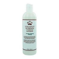 Nubian heritage lotion, coconut and papaya - 13 oz