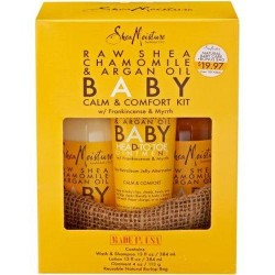 Sheamoisture shea baby gift set - 3ea