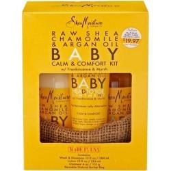 Sheamoisture shea baby gift set - 3ea