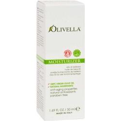 Olivella all natural virgin olive oil moisturizer - 1.69 oz