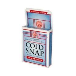 Ohco cold snap caps - 16 ea