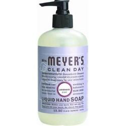 Mrs meyers hand soap lavender scent - 12.5 oz, 6 pack
