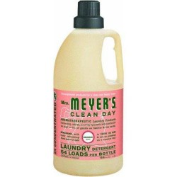 Mrs meyers clean day laundry detergent - 64 oz, 6 pack