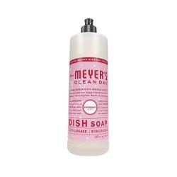 Mrs meyers liquid dish soap, peppermint - 16 oz, 6 pack