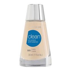Covergirl clean oil control liquid makeup soft honey - 2 ea