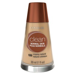 Covergirl clean makeup creamy natural - 2 ea