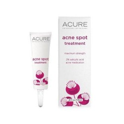Acne spot treatment acure organics - 0.25 oz