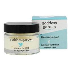 Goddess garden dream repair sun repair night cream - 1 oz.