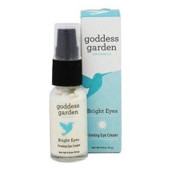 Goddess garden bright eyes firming eye cream - 0.5 oz.