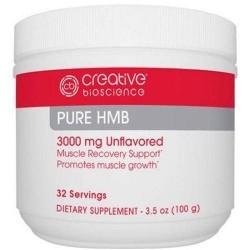 Creative bioscience pure hmb dietary supplement - 3.5 oz