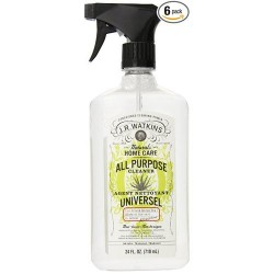J R Watkins Natural All Purpose Cleaner Aloe and Green Tea - 24 oz