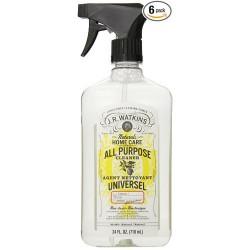 J R Watkins Natural All Purpose Cleaner Lemon - 24 oz