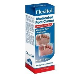 Flexitol medicated foot cream - 2 oz