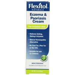 Flexitol naturals eczema and psoriasis cream - 2 oz